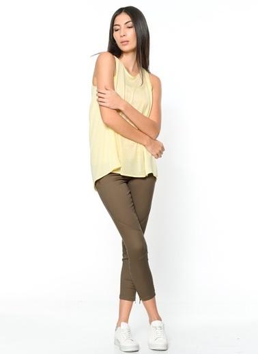 Vero Moda Bluz Sarı